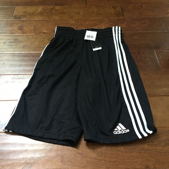 adidas triple up basketball shorts